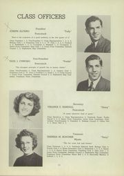 Page 17, 1945 Edition, Stonington High School - Pawmystonian Yearbook (Pawcatuck, CT) online yearbook collection