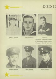 Page 6, 1945 Edition, Stonington High School - Pawmystonian Yearbook (Pawcatuck, CT) online yearbook collection