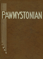 1946 Edition, Stonington High School - Pawmystonian Yearbook (Pawcatuck, CT)