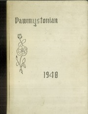1948 Edition, Stonington High School - Pawmystonian Yearbook (Pawcatuck, CT)