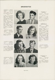 Page 15, 1948 Edition, Stonington High School - Pawmystonian Yearbook (Pawcatuck, CT) online yearbook collection