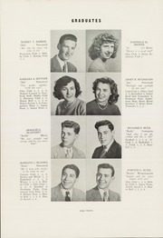 Page 16, 1948 Edition, Stonington High School - Pawmystonian Yearbook (Pawcatuck, CT) online yearbook collection