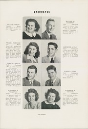 Page 17, 1948 Edition, Stonington High School - Pawmystonian Yearbook (Pawcatuck, CT) online yearbook collection