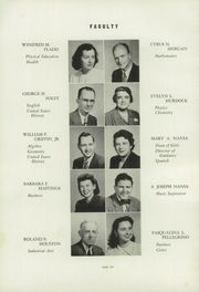 Page 10, 1950 Edition, Stonington High School - Pawmystonian Yearbook (Pawcatuck, CT) online yearbook collection