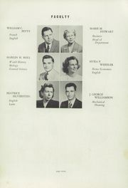 Page 11, 1950 Edition, Stonington High School - Pawmystonian Yearbook (Pawcatuck, CT) online yearbook collection