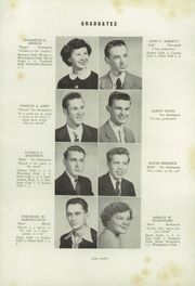 Page 16, 1950 Edition, Stonington High School - Pawmystonian Yearbook (Pawcatuck, CT) online yearbook collection