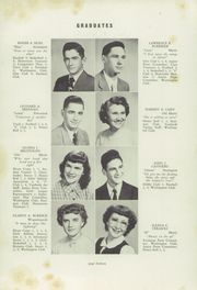 Page 17, 1950 Edition, Stonington High School - Pawmystonian Yearbook (Pawcatuck, CT) online yearbook collection