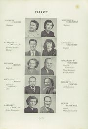 Page 9, 1950 Edition, Stonington High School - Pawmystonian Yearbook (Pawcatuck, CT) online yearbook collection
