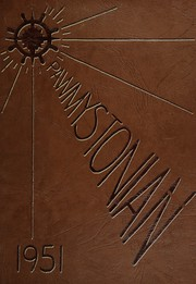 1951 Edition, Stonington High School - Pawmystonian Yearbook (Pawcatuck, CT)