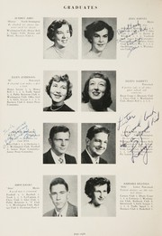 Page 10, 1951 Edition, Stonington High School - Pawmystonian Yearbook (Pawcatuck, CT) online yearbook collection