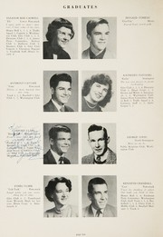 Page 12, 1951 Edition, Stonington High School - Pawmystonian Yearbook (Pawcatuck, CT) online yearbook collection