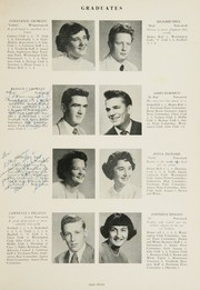 Page 13, 1951 Edition, Stonington High School - Pawmystonian Yearbook (Pawcatuck, CT) online yearbook collection