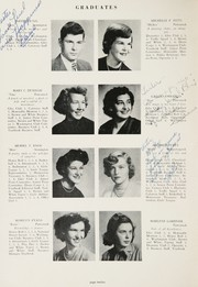 Page 14, 1951 Edition, Stonington High School - Pawmystonian Yearbook (Pawcatuck, CT) online yearbook collection