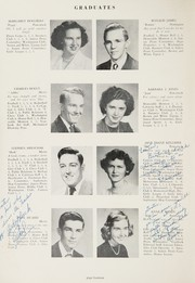 Page 16, 1951 Edition, Stonington High School - Pawmystonian Yearbook (Pawcatuck, CT) online yearbook collection