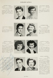 Page 17, 1951 Edition, Stonington High School - Pawmystonian Yearbook (Pawcatuck, CT) online yearbook collection