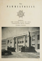 Page 3, 1951 Edition, Stonington High School - Pawmystonian Yearbook (Pawcatuck, CT) online yearbook collection