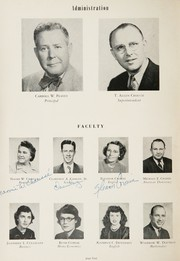 Page 6, 1951 Edition, Stonington High School - Pawmystonian Yearbook (Pawcatuck, CT) online yearbook collection