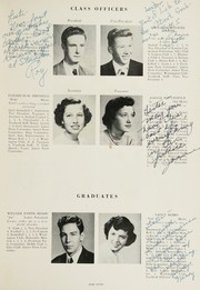 Page 9, 1951 Edition, Stonington High School - Pawmystonian Yearbook (Pawcatuck, CT) online yearbook collection