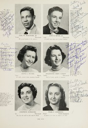 Page 11, 1953 Edition, Stonington High School - Pawmystonian Yearbook (Pawcatuck, CT) online yearbook collection