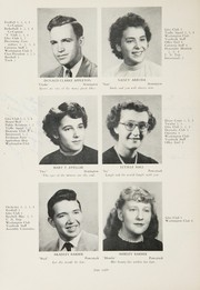 Page 12, 1953 Edition, Stonington High School - Pawmystonian Yearbook (Pawcatuck, CT) online yearbook collection