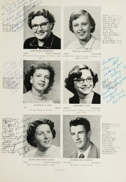 Page 15, 1953 Edition, Stonington High School - Pawmystonian Yearbook (Pawcatuck, CT) online yearbook collection