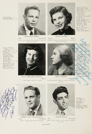Page 16, 1953 Edition, Stonington High School - Pawmystonian Yearbook (Pawcatuck, CT) online yearbook collection