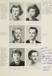 Page 17, 1953 Edition, Stonington High School - Pawmystonian Yearbook (Pawcatuck, CT) online yearbook collection