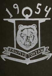 1954 Edition, Stonington High School - Pawmystonian Yearbook (Pawcatuck, CT)