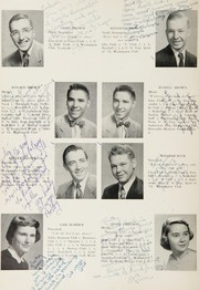 Page 12, 1954 Edition, Stonington High School - Pawmystonian Yearbook (Pawcatuck, CT) online yearbook collection