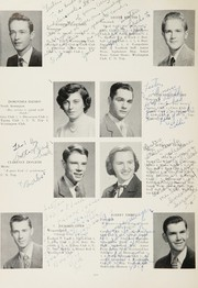 Page 14, 1954 Edition, Stonington High School - Pawmystonian Yearbook (Pawcatuck, CT) online yearbook collection
