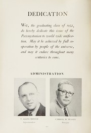 Page 6, 1954 Edition, Stonington High School - Pawmystonian Yearbook (Pawcatuck, CT) online yearbook collection