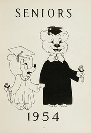 Page 9, 1954 Edition, Stonington High School - Pawmystonian Yearbook (Pawcatuck, CT) online yearbook collection