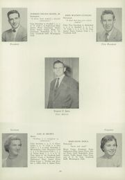 Page 10, 1955 Edition, Stonington High School - Pawmystonian Yearbook (Pawcatuck, CT) online yearbook collection