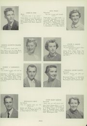 Page 15, 1955 Edition, Stonington High School - Pawmystonian Yearbook (Pawcatuck, CT) online yearbook collection