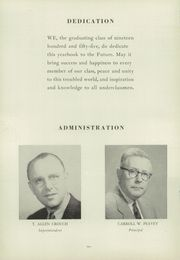 Page 6, 1955 Edition, Stonington High School - Pawmystonian Yearbook (Pawcatuck, CT) online yearbook collection