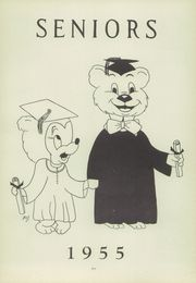 Page 9, 1955 Edition, Stonington High School - Pawmystonian Yearbook (Pawcatuck, CT) online yearbook collection