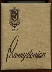 1957 Edition, Stonington High School - Pawmystonian Yearbook (Pawcatuck, CT)