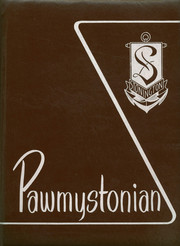 1958 Edition, Stonington High School - Pawmystonian Yearbook (Pawcatuck, CT)