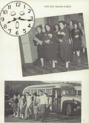 Page 17, 1954 Edition, Housatonic Valley Regional High School - White Oak Yearbook (Falls Village, CT) online yearbook collection