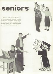 Page 17, 1956 Edition, Housatonic Valley Regional High School - White Oak Yearbook (Falls Village, CT) online yearbook collection