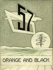 1957 Edition, Terryville High School - Orange and Black Yearbook (Terryville, CT)