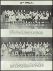 Page 37, 1957 Edition, Terryville High School - Orange and Black Yearbook (Terryville, CT) online yearbook collection