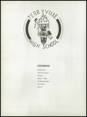 Page 8, 1957 Edition, Terryville High School - Orange and Black Yearbook (Terryville, CT) online yearbook collection