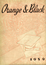 Page 1, 1959 Edition, Terryville High School - Orange and Black Yearbook (Terryville, CT) online yearbook collection