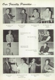 Page 10, 1959 Edition, Terryville High School - Orange and Black Yearbook (Terryville, CT) online yearbook collection