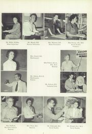 Page 11, 1959 Edition, Terryville High School - Orange and Black Yearbook (Terryville, CT) online yearbook collection