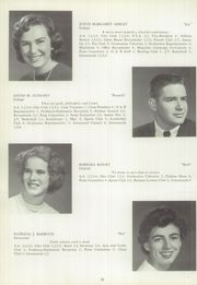 Page 14, 1959 Edition, Terryville High School - Orange and Black Yearbook (Terryville, CT) online yearbook collection