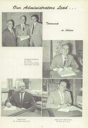 Page 9, 1959 Edition, Terryville High School - Orange and Black Yearbook (Terryville, CT) online yearbook collection
