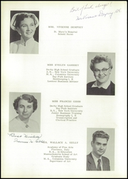 Page 14, 1958 Edition, Derby High School - Crimson Yearbook (Derby, CT) online yearbook collection