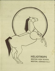 1977 Edition, Weston High School - Heliotrope Yearbook (Weston, CT)